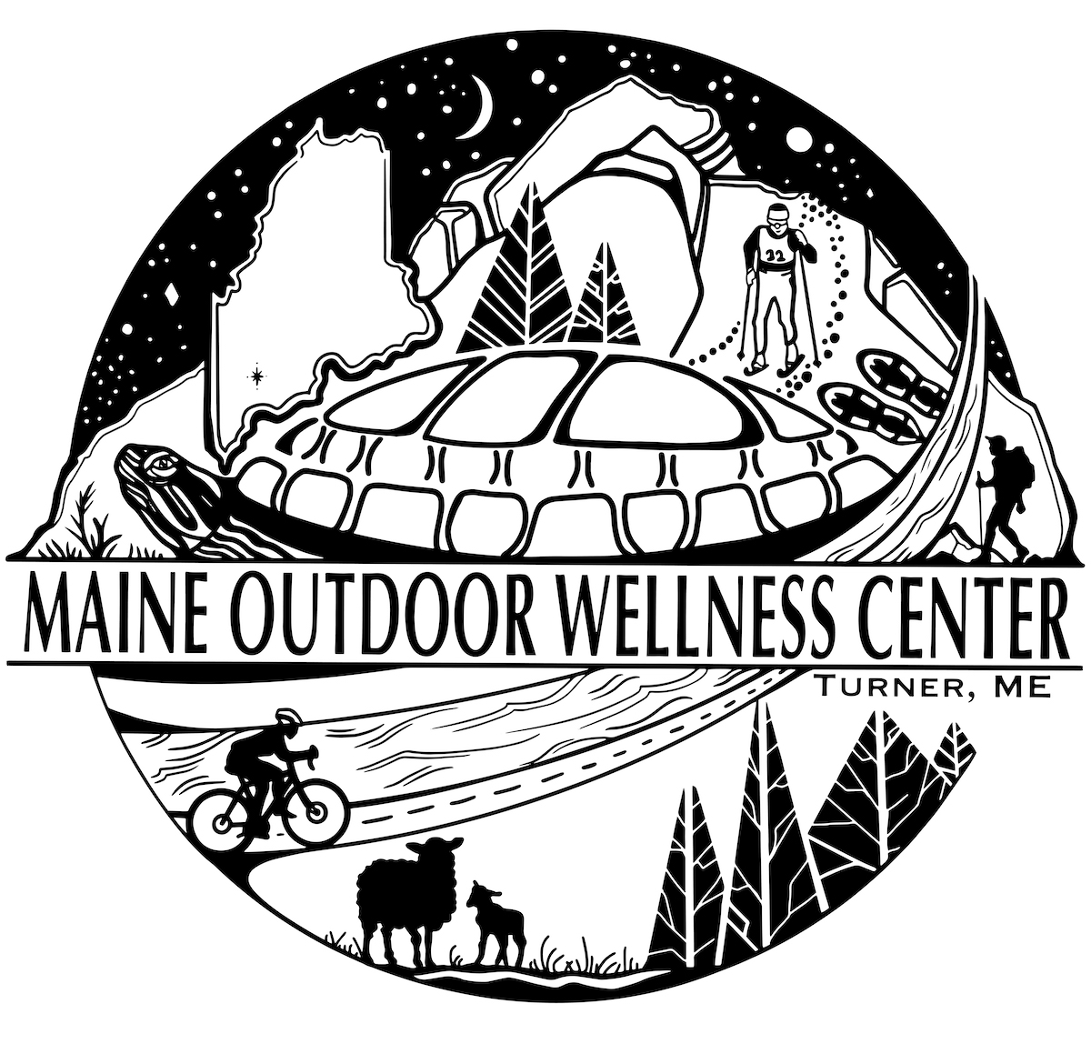 The Maine Outdoor Wellness Center